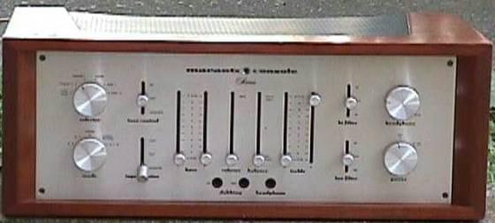 Legendary Audio Classics  Marantz Model 33 Preamp