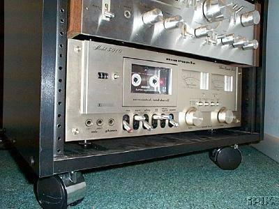 Legendary Audio Classics: Marantz Model 5010 Tape Deck