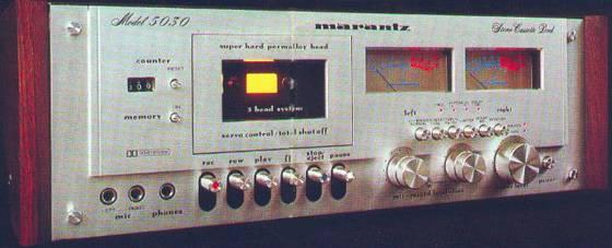 Legendary Audio Classics: Marantz Model 5030 Tape Deck