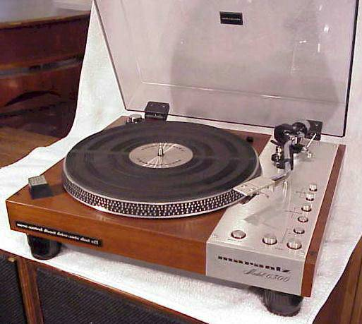 Legendary Audio Classics Marantz Model 6300 Turntable