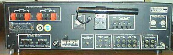 Legendary Audio Classics  Marantz Model 2325 Receiver