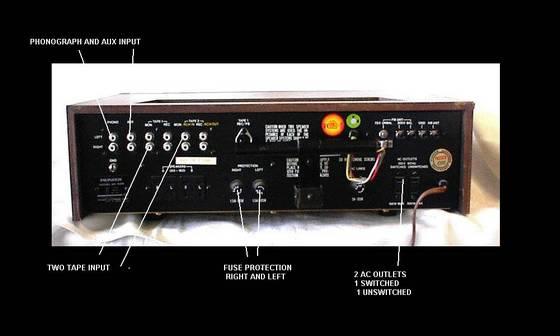 Legendary Audio Classics  Pioneer Model Sx